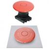 S2ER-E5RA2B Кнопка грибовидная