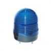 MS86T-R00-B Многофункциональная светодиодная сигнальная лампа, d = 86 мм, постоянное + мигающее всечение + Вращение, Питание 12-24VDC, Цвет плафона - Синий. IP65