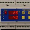 Термодат- 08К3-6U/4УВ/4Р/485