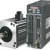 Серводвигатель 0,4 кВт 1x220 В 3000 об/мин (ECMA-C20604SS)