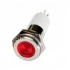 H08F-12R^12VDC^ Светодиодный индикатор высокой яркости, плоская головка