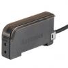 BF4G Усилитель к оптоволоконным датчикам на пересечении луча и диффузного типа, Зеленый СИД 525 нм,  (раст. сраб. для оптоволокна 10% от указанного). Режим работы -  на свет/на зат