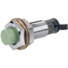 PR12-4DP2  Датчик приближения индуктивный, расстояние срабатывания до 4мм, M12x1 mm, PNP - Нормально закрытый, НЕэкранированный, максимальная частота срабатывания 500Гц