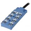 PT8-3DN5-5  8PORT 1SIGNAL NPN(5M)  Распределительная коробка