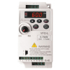 VFD004L21B  Преобразователь частоты (0.4kW 220V)