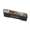 BF5R-S1-P Усилитель оптоволоконный, Высокий КПД, Один цифровой дисплей, размер 10x30x70 мм, Питание12-24VDC, Красный СИД 660 нм, Режим работы -  на свет/на затемнение. Выход PNP, з