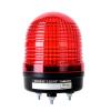 MS86L-F02-R Светодиодная сигнальная лампа d=86мм 24VAC/DC, постоянное + мигающее свечение, Цвет КРАСНЫЙ, Куполообразный тип плафона