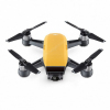 Квадрокоптер DJI Spark Combo Sunrise Yellow, желтый