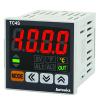 TC4S-12R Температурный контроллер с ПИД-регулятором, 48х48x70мм, Питание 24VAC/24-48VDC, 24VAC 50/60Hz, 1 - выход сигнализации, Выход реле 3А, 250VAC + выход ТТР, вес 150гр
