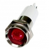 M08P-12R 12VDC Светодиодный индикатор