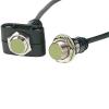 PET18-5  Индуктивный передатчик замкнутого состояния, зазор 5 мм, М18х1, не требует питания. IP67. Работает в паре с индуктивными датчиками серии PR