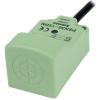 PSN30-15DN Датчик приближения в прямоугольном корпусе, Размер корпуса 30x30 мм, Расст. сраб. 15 мм, Частота отклика 200 Гц, Выход NPN НО, Питание 12-24VDC. IP67, кабель 2 м.