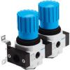 Блок регуляторов давления LRB-1/4-D-O-K2-MINI