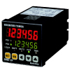 CT6S-2P4 Счетчик/таймер программируемый, 6-разрядный, размер 48x48 мм, Питание 100-240VAC, 2- выхода реле 5А, 220VAC, 2 НО