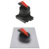 S2SRN-S2BR2A Селекторный переключатель клюв,длинная ручка Shark