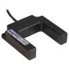 BUP-50 12-24VDC Фотодатчик П-образный корпус. Выход NPN с открытым коллектором, IP66, Режим работы - на свет/на затемнение