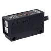 BM200-DDT DC12-24V Фотодатчик компактный диффузный на отражение от объекта до 200мм, Прозрачные, полупрозрачные материалы, регул. чувствительности, Режим работы  - НА СВЕТ, Выход -