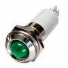 M08R-03G^3VDC^ Светодиодный индикатор, круглая головка