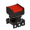 S16PRS-H2R Кнопочный выключатель, квадратный, 16 мм