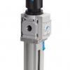 Фильтр-регулятор давления MS4-LFR-1/4-D6-ERM-AS-Z