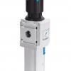 Фильтр-регулятор давления MS6-LFR-3/8-D7-ERM-AS