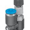Регулятор давления LRL-1/8-QS-4