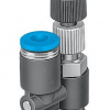 Регулятор давления LRL-1/8-QS-6