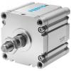 Компактный цилиндр ADVU-125-20-A-P-A