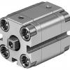 Компактный цилиндр AEVULQ-16-25-P-A