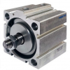 Короткоходный цилиндр ADVC-50-25-A-P-A