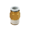 KQ2H01-01AS Прямое быстроразъемное соединение