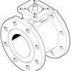 Кран шаровой VZBC-100-FF-16-22-F0710-V4V4T
