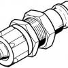 Быстроразъемный штекер KS4-CK-9-S