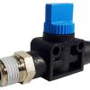 Отсечной клапан HE-3-1/8-QS-6