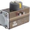 Поворотный пневматический привод CA110S06-F07/F10-17