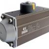 Поворотный пневматический привод CA350D-F16/F25-46