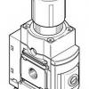 Прецизионный регулятор давления MS6-LRPB-1/2-D2-A8-BD